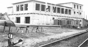 Richtfest 1956